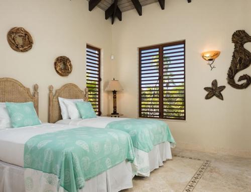 Bedroom at Crossing Palms Villa