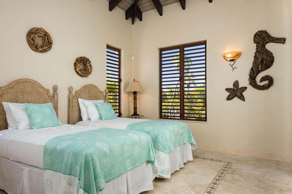 Bedroom at Crossing Palms Villa