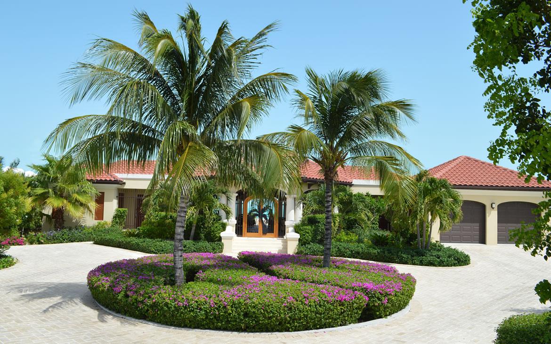 Crossing Palms Villa - Grounds